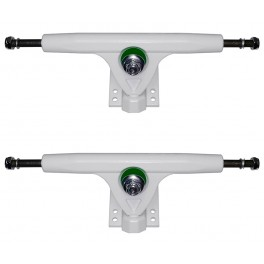 """Ejes Simple White 7"""" / 180 mm"""