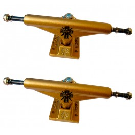 "Ejes Trouble Gold 5,75"" (149 mm)"