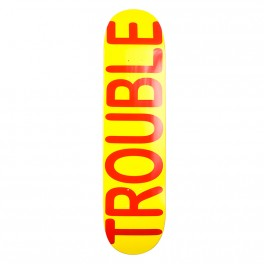 Tabla Trouble Yellow Red 8,0""