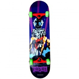 Skateboard Robot Salvation 8.0'' x 32""
