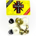 Set de Gomas Trouble White 90A (Soft)