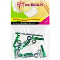 Set de Tornillos Fat Machine Green Allen 1""