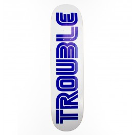 "Tabla Trouble White Blue 8"" / 125"" / 8,25"" / 8,50"" / 8,75"""