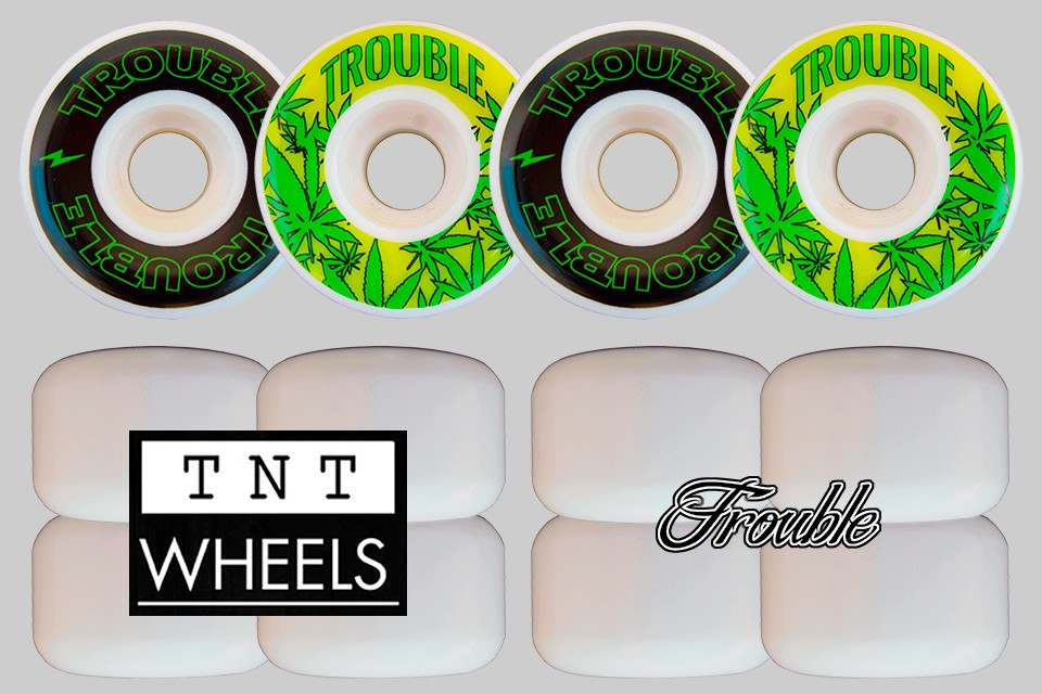 TNT Skateboard Wheels