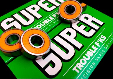 Trouble Super F*ks Skateboard Bearings