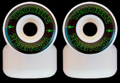 Trouble Thunder Skateboard Wheels