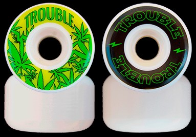 Trouble Skateboard Wheels
